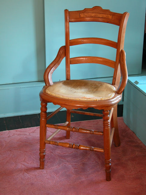 Jacob Family Side Chair