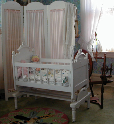 Abbott Family Cradle
